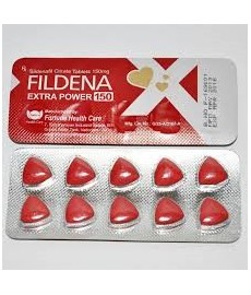 Fildena Extra Pover N10-150mg.