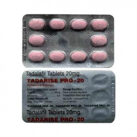 Tadarise pro-20mg.N10