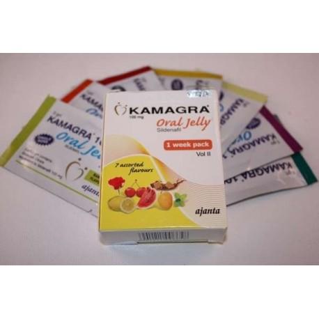 Kamagra Gelis VOL II -100 N7 (Sildanafil)